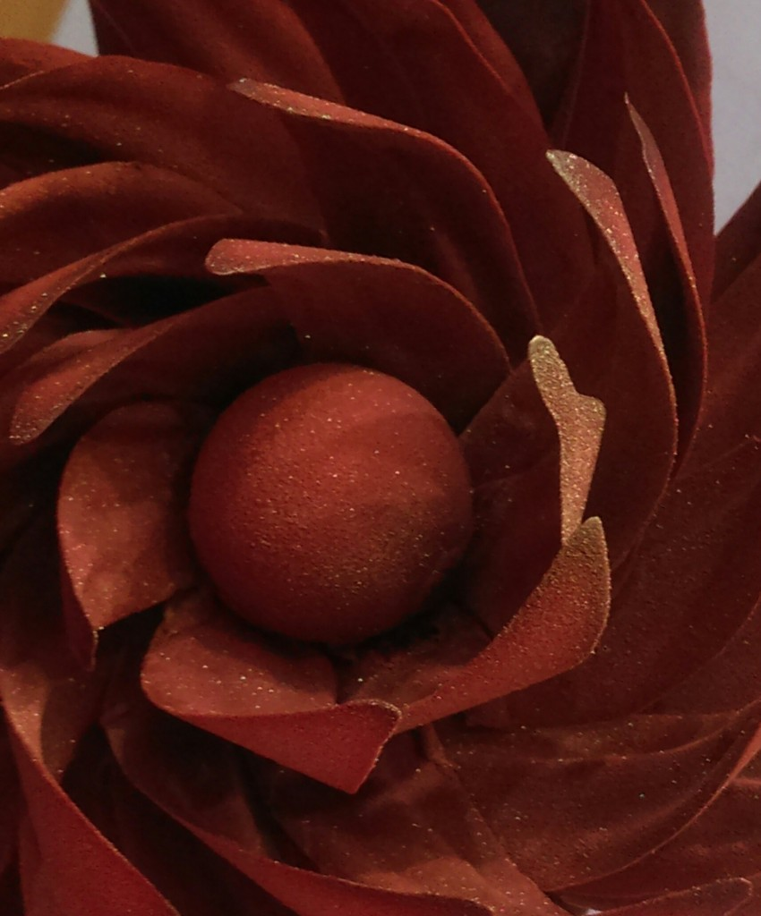Chocolate Flower
