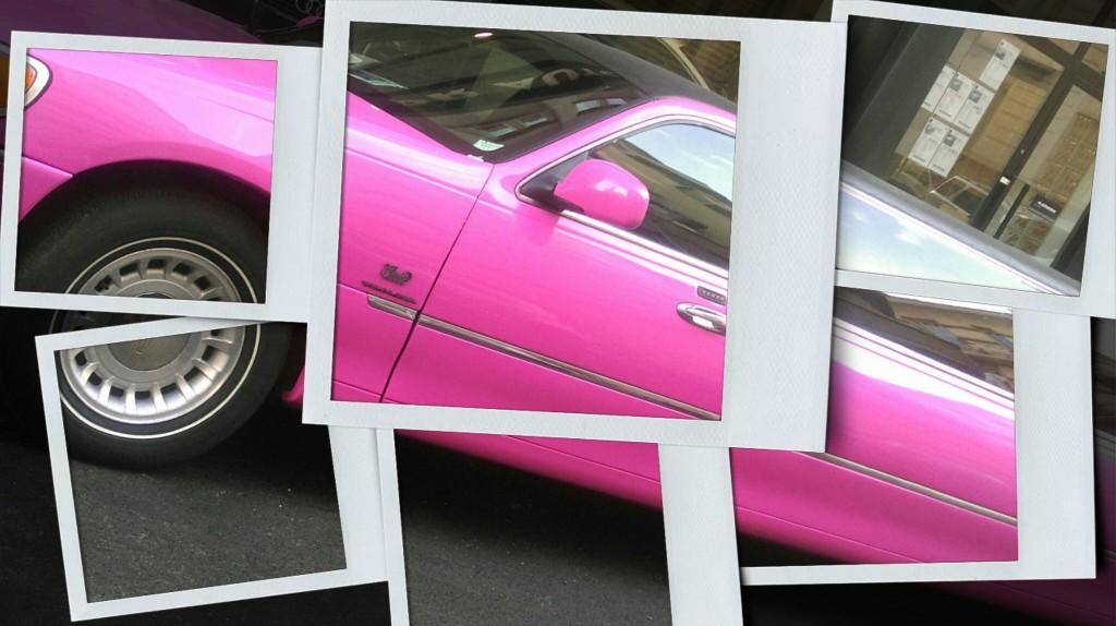 Pinky Limousine