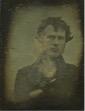 1st selfie Robert Cornelius 1839